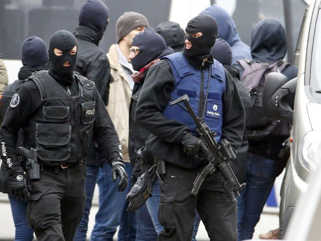 Forze di polizia in Belgio allertate a causa del concreto rischio di attacchi terroristici