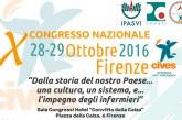 """CIVES, decimo congresso Nazionale a Firenze: """"Dalla storia del nostro Paese una cultura, un sistema… e l'impegno degli infermieri"""""""