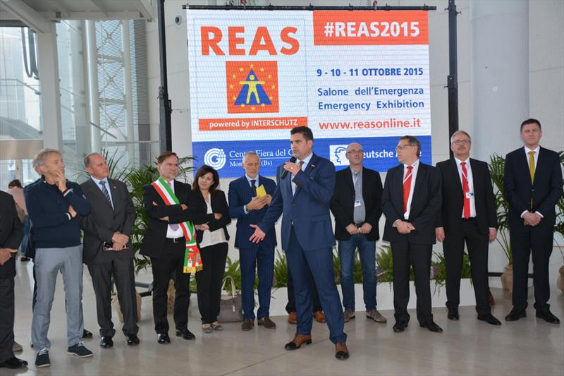 Safety made in Germany: a REAS un convegno per illustrare il modello di protezione civile tedesco e sviluppare nuove sinergie