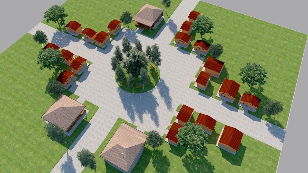 Ricostruire dopo il terremoto, Anpas lavora ad Amatrice per un nuovo centro di comunità