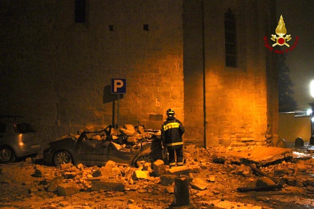 Terremoto: nessuna chiamata per la Protezione civile Fvg