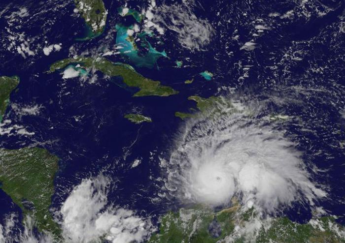 Uragano Matthew: ancora devastazione ad Haiti – Croce Rossa già in azione per fronteggiare la nuova possibile emergenza