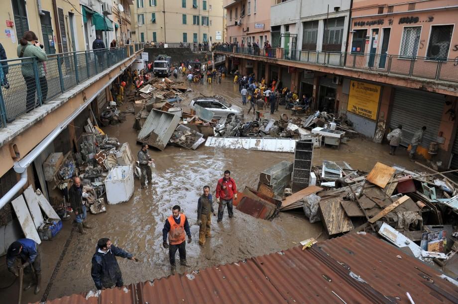 Politica e alluvione: condannato l'ex sindaco di Genova Marta Vincenzi