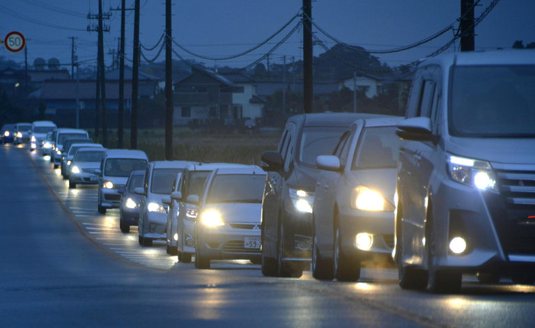 Terremoto in Giappone, 12 feriti con il terremoto di magnitudo 7.4