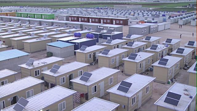 Terremoto, la ricerca dei container per l'accoglienza temporanea continua