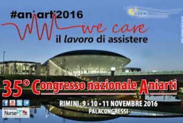 35° Congresso Nazionale Aniarti: Rimini 9-11 novembre