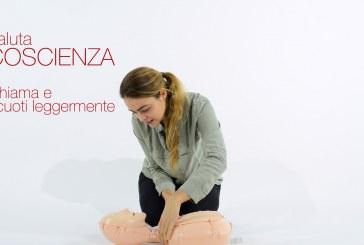 Cambiare l'approccio all'arresto cardiaco. A Pavia i giovani imparano RCP con il progetto ScuolaSalvaVita