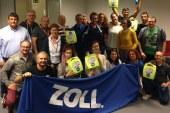 Training BLS-D un successo il corso di ZOLL Medical Italia
