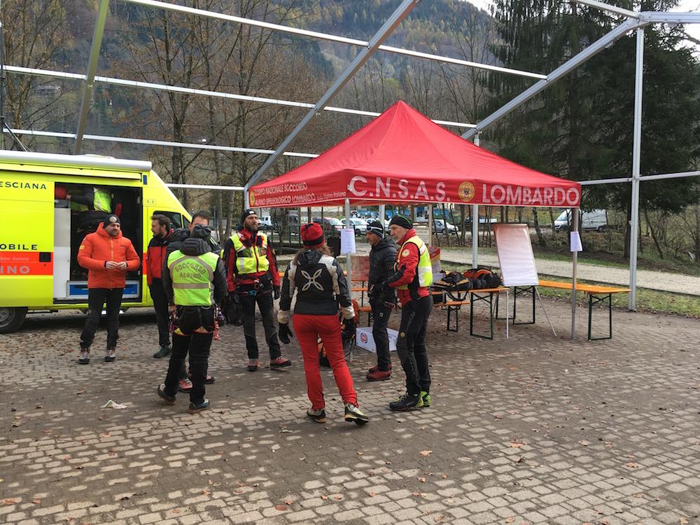 Soccorso Alpino: esercitazione in Valle Caffaro con il CNSAS Lombardo - FOTOGALLERY | Emergency Live 4