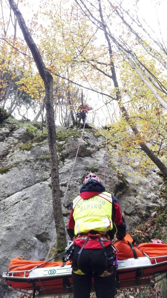 Soccorso Alpino: esercitazione in Valle Caffaro con il CNSAS Lombardo - FOTOGALLERY | Emergency Live 8