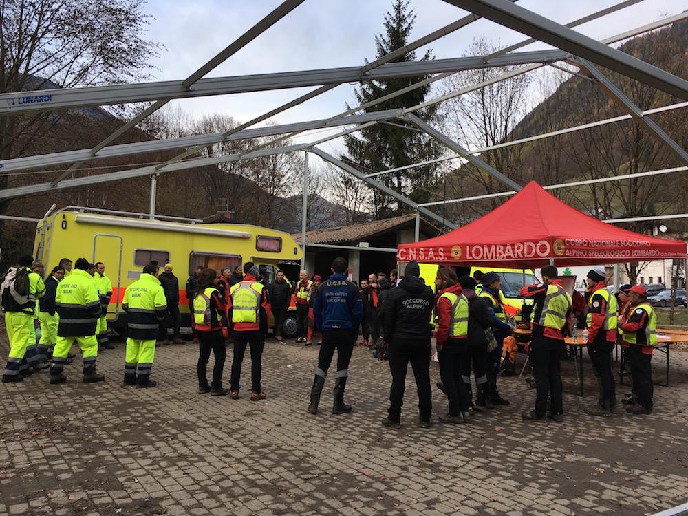Soccorso Alpino: esercitazione in Valle Caffaro con il CNSAS Lombardo - FOTOGALLERY | Emergency Live 9