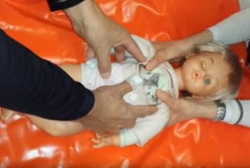 Materasso a depressione pediatrico: come usarlo in emergenza?