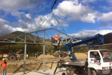 La scuola antisismica di Cittareale è pronta – La prima nuova costruzione nelle zone colpite dal terremoto