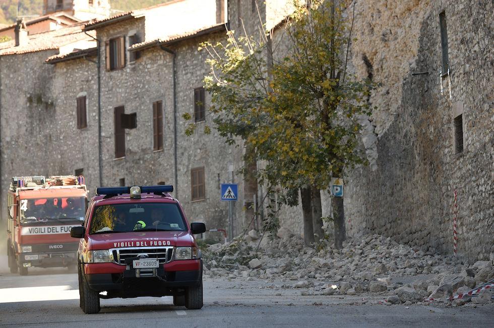 Terremoto centro Italia: assistenza alla popolazione