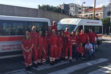 Terremoto Centro Italia, la storia di Viviana: una volontaria Croce Rossa da Lampedusa alle zone colpite dal sisma