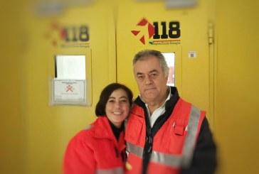 Pensionamento al 118 di Ferrara – da domani in pensione l'autista Franco Cantalupo, in servizio dal 1982