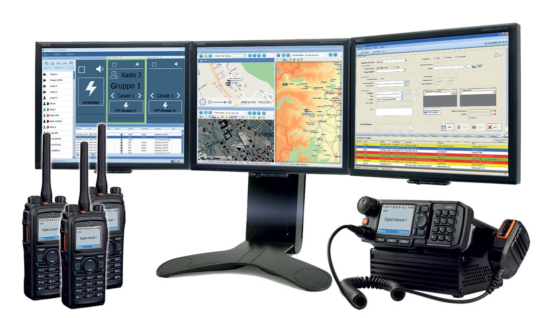 Come gestire al meglio le tue comunicazioni radio? Scopri i vantaggi della Centrale Operativa Multifunzione