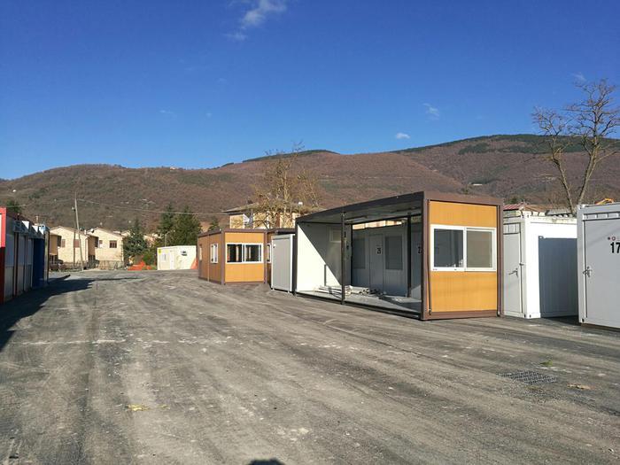 Terremoto: sindaci regioni terremotate a Loreto