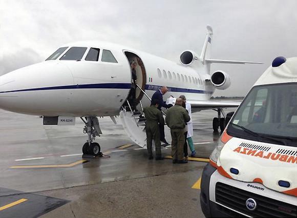 Trasporti d'urgenza, anche a Natale l'Aeronautica Militare aiuta a salvare neonati e italiani in difficoltà nel mondo