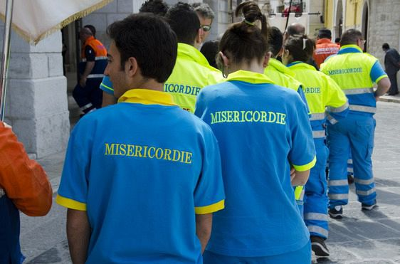 Le Misericordie italiane al Forum Risk Managment in sanità a Firenze