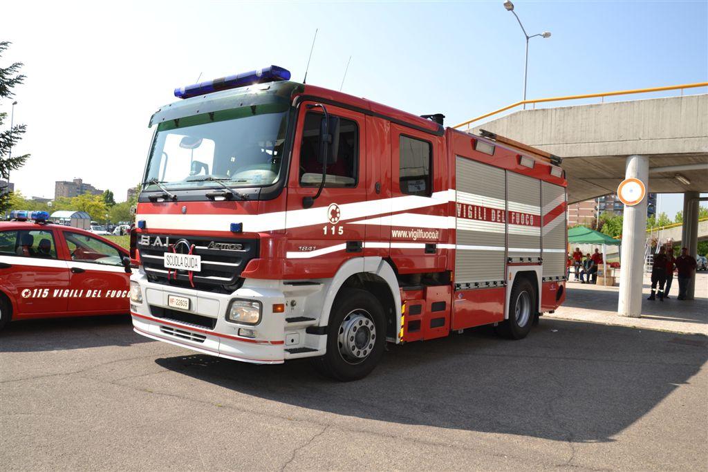"""Mafia, i camion sequestrati durante """"Aemilia"""" saranno donati ai Vigili del Fuoco per il terremoto"""