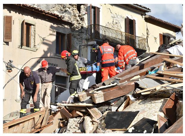 Terremoto centro Italia: proseguono le verifiche di agibilità