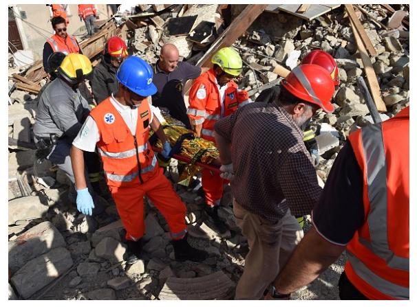 Terremoto, ancora scosse in Centro Italia, magnitudo 5.4