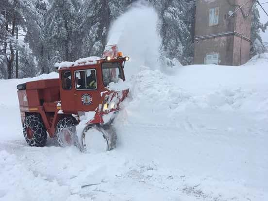 Emergenza neve in Centro Italia: il cuore straordinario dell'Italia che sa aiutare gli altri | Emergency Live 12