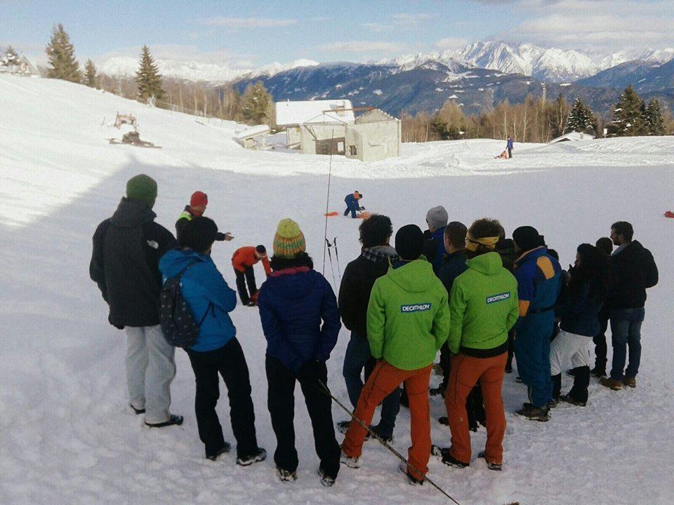 Sicuri con la neve, dove imparare a prevenire gli incidenti da valanga?