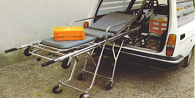 Foto 26: in evidenza l'uso della autocaricante montata di serie sulla macchina – foto da depliant M.A.F.