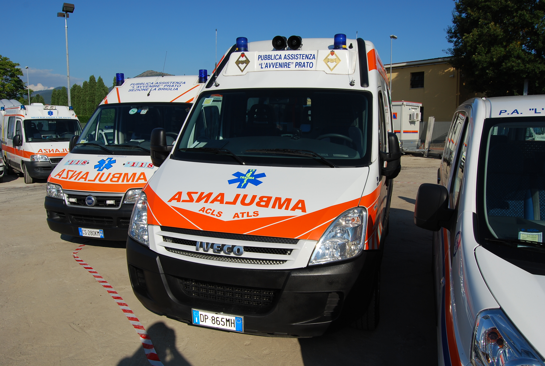 Foto 115:  Iveco Daily quarta serie, per la PA L'Avvenire di Prato– foto ADG