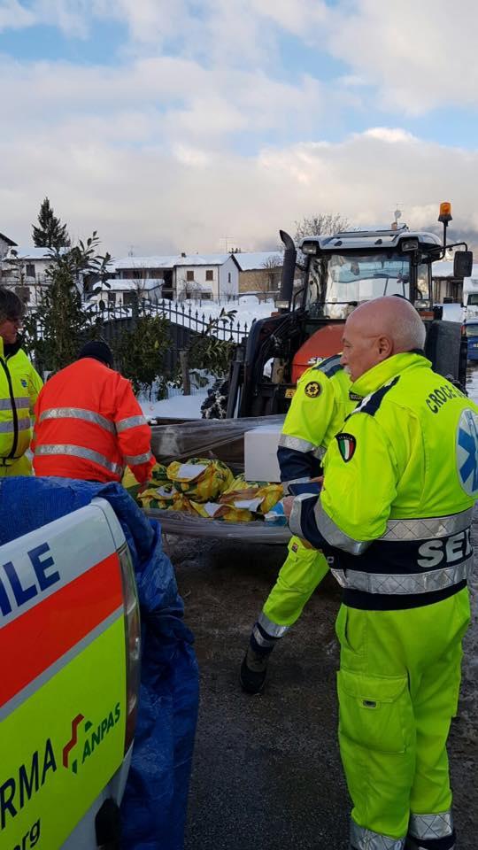 Emergenza neve in Centro Italia: il cuore straordinario dell'Italia che sa aiutare gli altri | Emergency Live 20