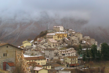 Maltempo: neve fino a bassa quota e venti forti e allerta arancione sull'Umbria