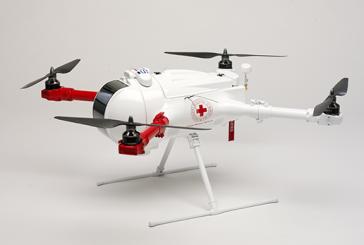 Ricerca dispersi, il supporto del drone nell'esperienza della Croce Rossa di Bologna