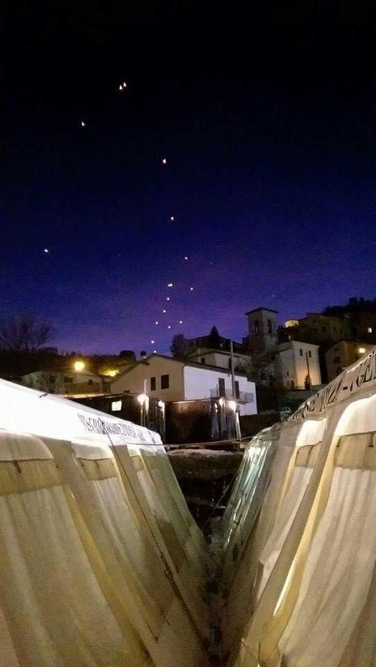 REPORT - Terremoto in Centro Italia, 5 mesi di inteso impegno con le Misericordie d'Italia | Emergency Live 9