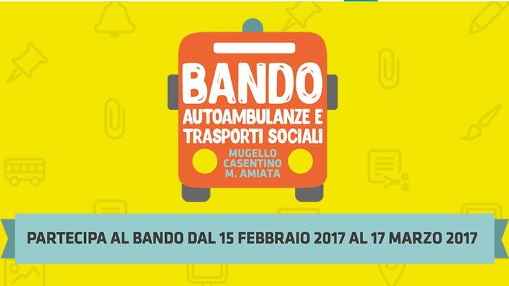 Volete un contributo per cambiare ambulanza? In Toscana vi aiuta la Fondazione Cassa di Risparmio di Firenze