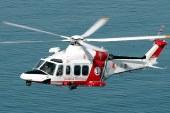 Leonardo Finmeccanica ha ricevuto un ordine per due AW139 da destinare alla Guardia Costiera