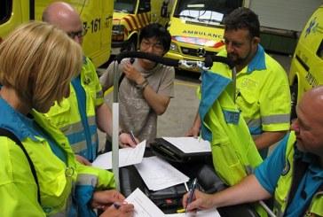 Cambio divise per i soccorritori olandesi. I colori? Li scelgono direttamente gli operatori
