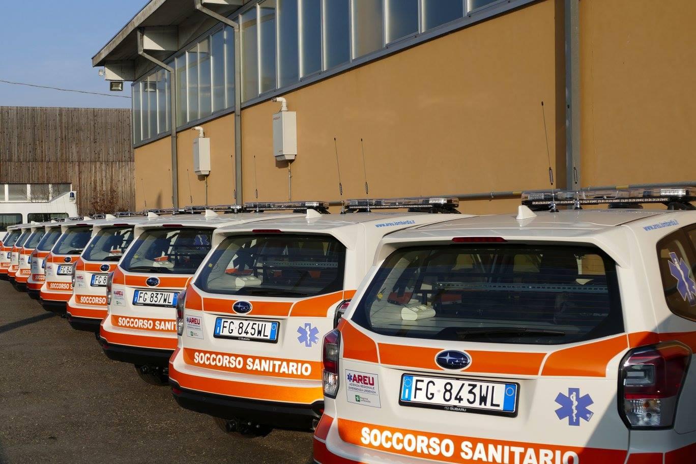 Sono arrivate le prime automediche NUE112, il debutto in Lombardia con Papa Francesco è stato un successo   Emergency Live 1