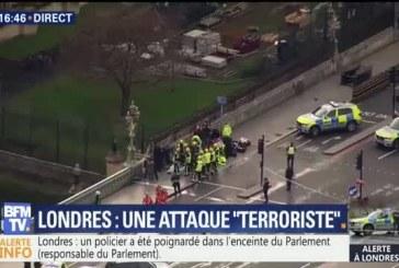 LONDRA – Attacco terroristico a Westminster, diretta LIVE