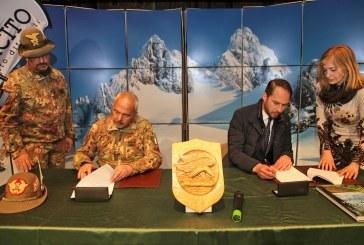 Sicurezza in montagna, siglato l'accordo tra Esercito e AINEVA