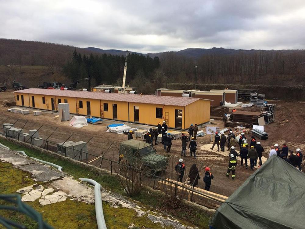 """Terremoto Centro Italia: le """"casette"""" salgono a 3.827 per 51 comuni colpiti dal sisma"""