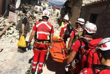 Ricostruzione post-sisma: intesa Croce Rossa – Associazione Nazionale Magistrati