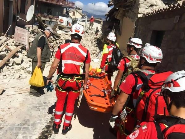 Ricostruzione post-sisma: intesa Croce Rossa - Associazione Nazionale Magistrati | Emergency Live