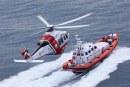 Porte aperte al reparto volo della Guardia Costiera di Sarzana (SP)