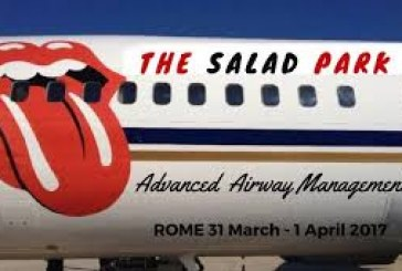 SALAD PARK Advanced Airway Management: 31 marzo – 1 aprile