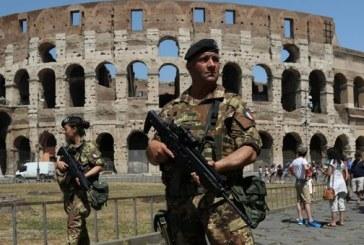 Capitale blindata: tre giorni di massima allerta per i 60 anni dei trattati di Roma
