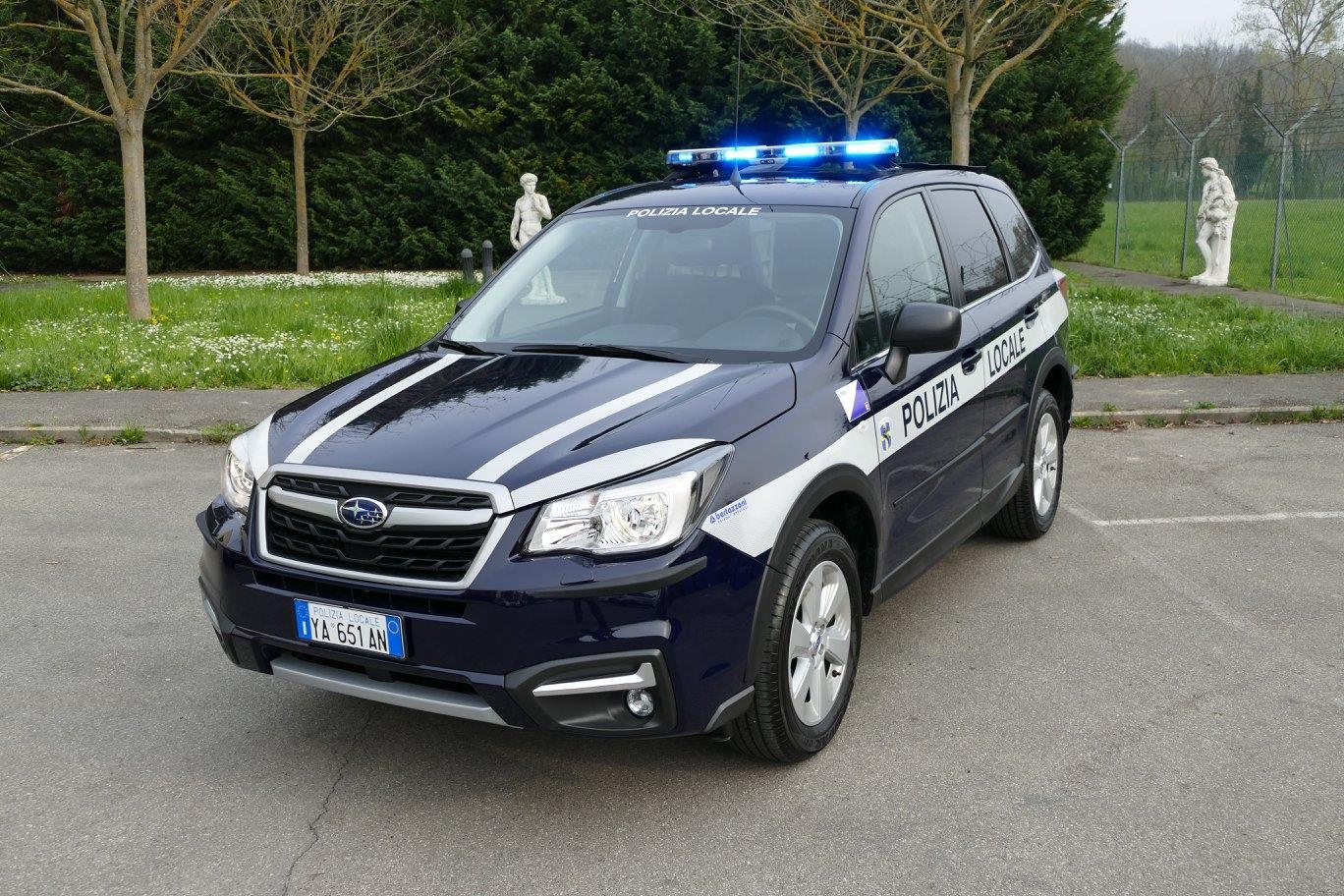 Scopriamo i vantaggi del SECURWALL per le Polizie Locali nei nuovi veicoli scelti per la città di Verona | Emergency Live 1