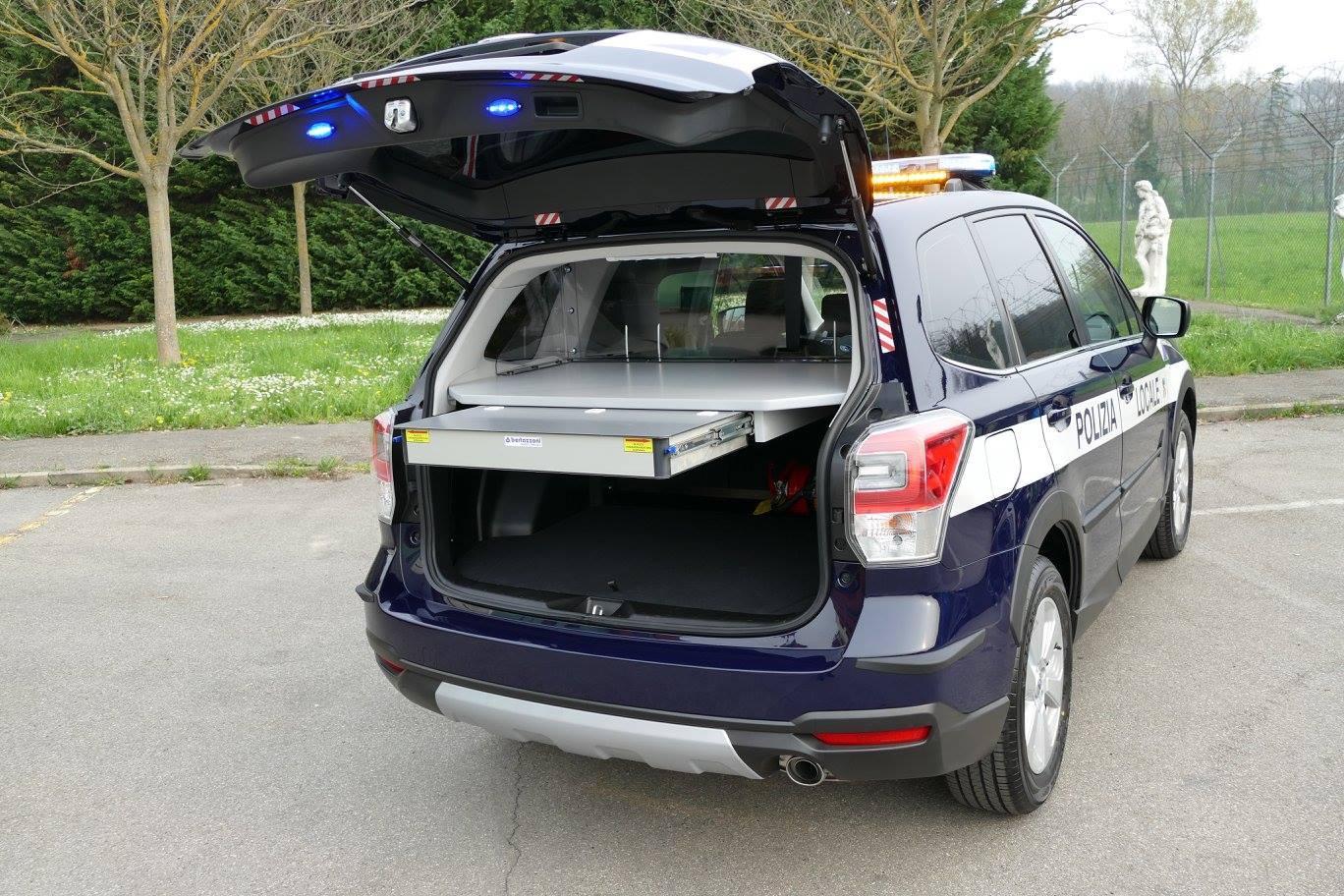 Scopriamo i vantaggi del SECURWALL per le Polizie Locali nei nuovi veicoli scelti per la città di Verona | Emergency Live 10