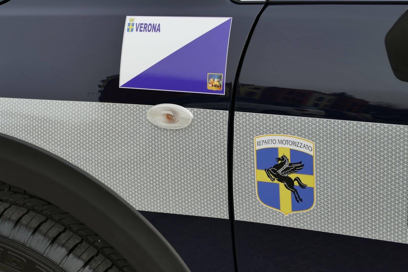 Scopriamo i vantaggi del SECURWALL per le Polizie Locali nei nuovi veicoli scelti per la città di Verona | Emergency Live 5